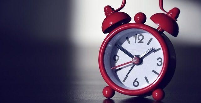 Você come na hora certa?